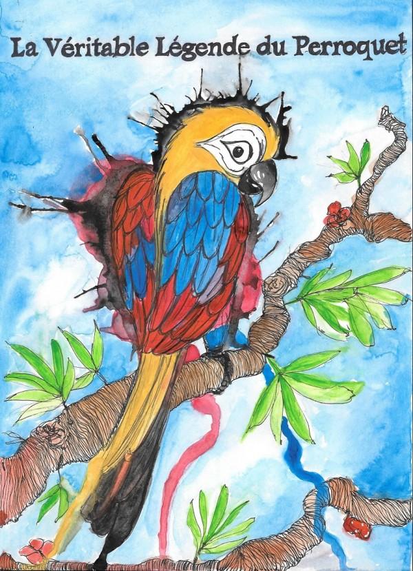 La Véritable légende du perroquet à l'Aktéon Théâtre