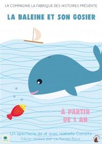La Baleine et son gosier à l'Aktéon Théâtre