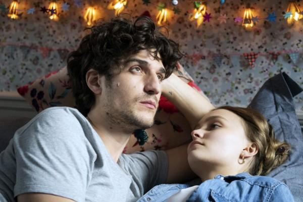Louis Garrel, Lily-Rose Depp