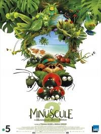 Minuscule 2 - Les Mandibules du bout du monde, affiche