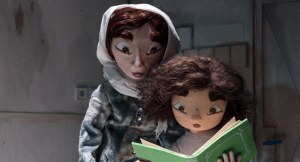 Wardi avec sa mère