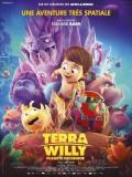 Terra Willy, planète inconnue, affiche