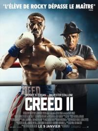 Creed II, affiche