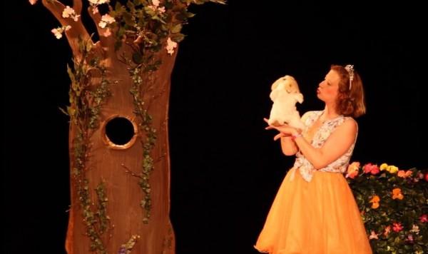 Ninon au royaume du non au Théâtre Edgar