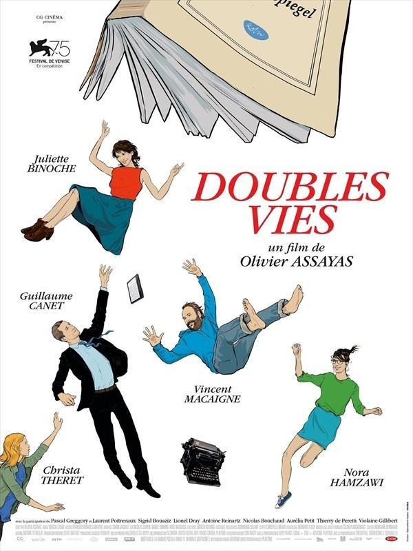 Doubles vies, affiche