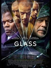 Glass, affiche