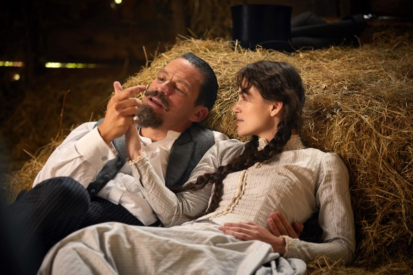 Dominic West, Keira Knightley