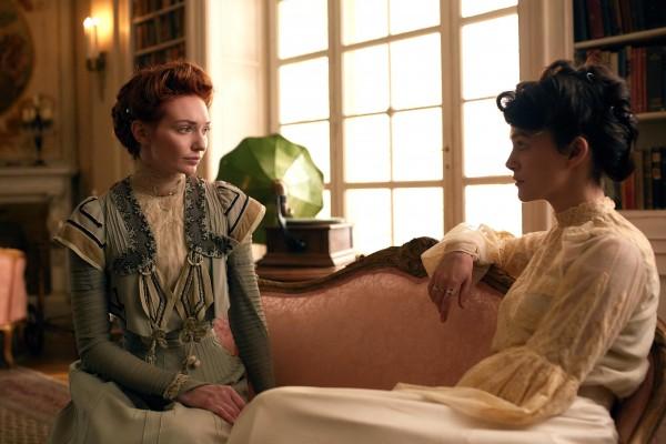 Eleanor Tomlinson, Keira Knightley