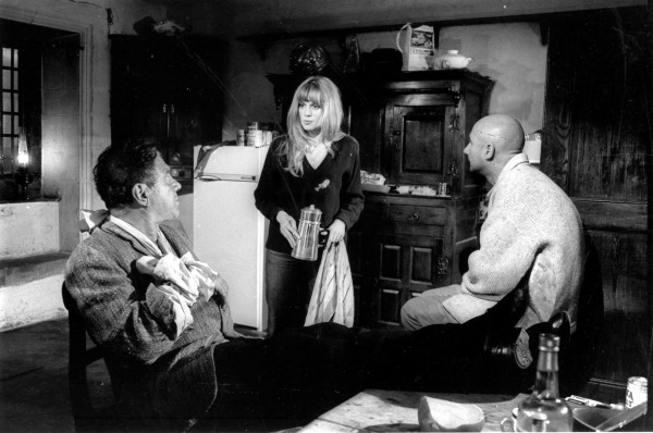 Lionel Stander, Françoise Dorléac, Donald Pleasence