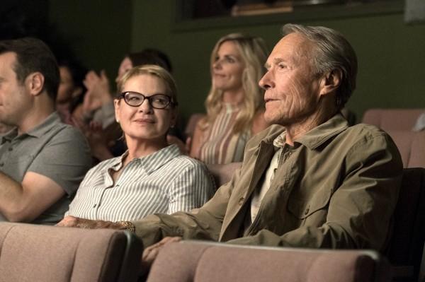 Dianne Wiest, Clint Eastwood
