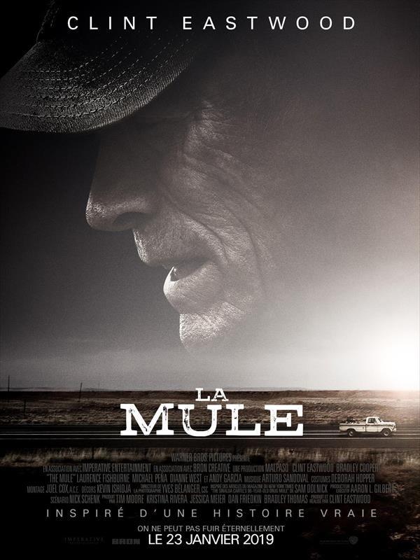 La Mule, affiche