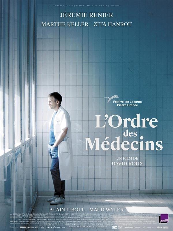 L'Ordre des médecins, affiche
