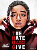 The Hate U Give : La haine qu'on donne, affiche