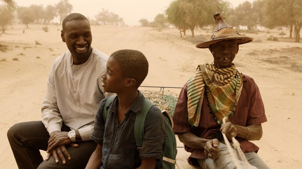 Omar Sy, Lionel Louis Basse, personnage