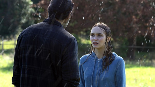 Laurent Lafitte, Lily-Rose Depp