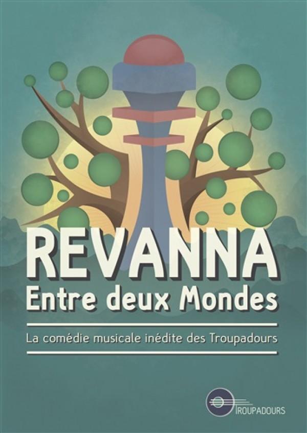 Revanna : entre deux mondes - Affiche