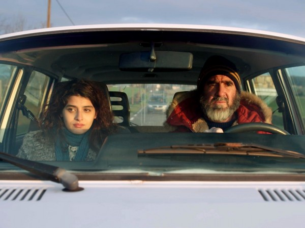 Manal Issa, Eric Cantona