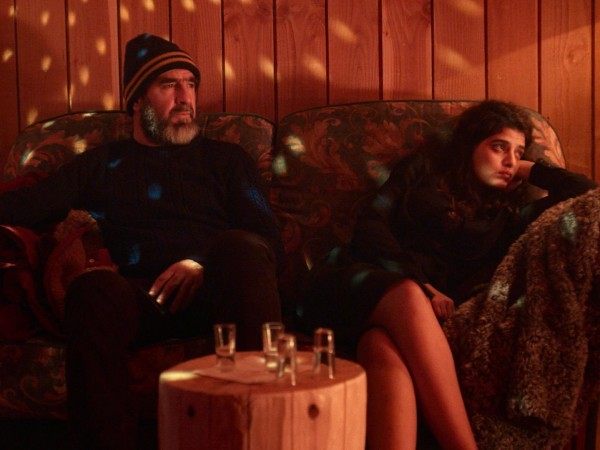 Eric Cantona, Manal Issa