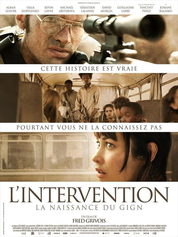 L'Intervention, affiche