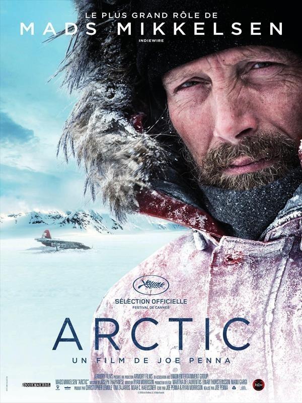 Arctic, affiche
