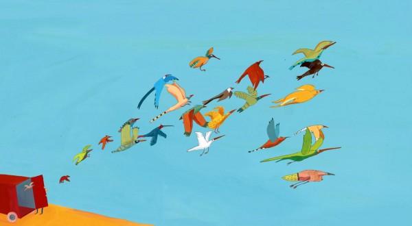 « Les Oiseaux »