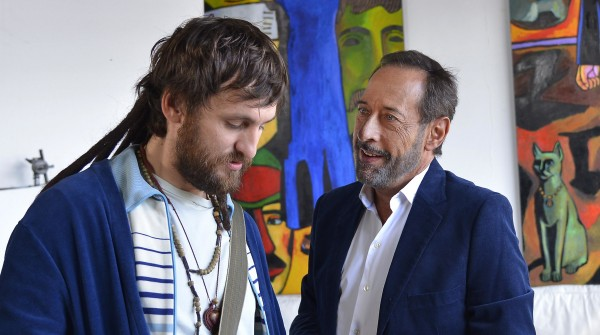 Raúl Arévalo, Guillermo Francella