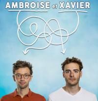 Ambroise et Xavier - Affiche
