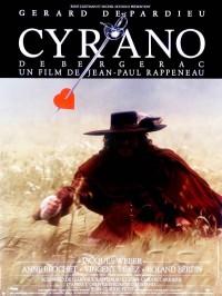 Cyrano de Bergerac, affiche