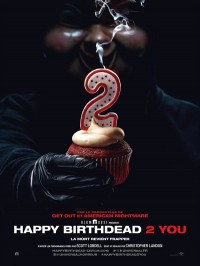 Happy Birthdead 2 You, affiche