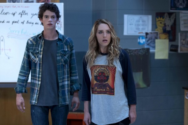 Israel Broussard, Jessica Rothe