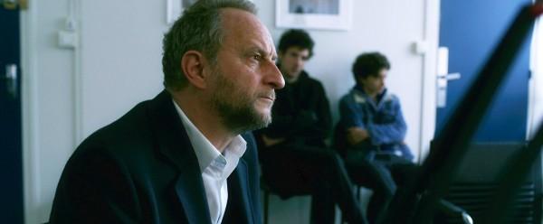 Benoît Poelvoorde, Vincent Lacoste, Mathieu Capella