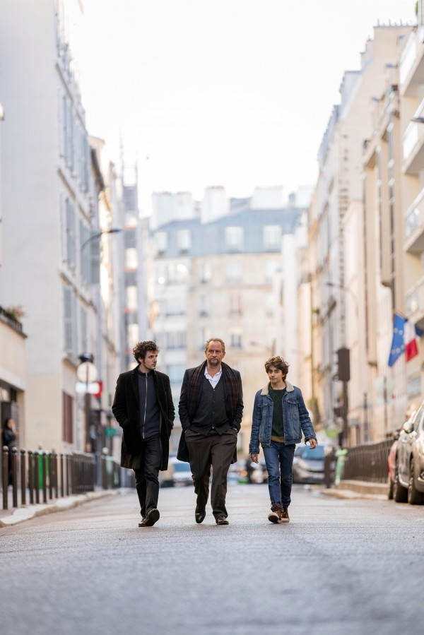 Vincent Lacoste, Benoît Poelvoorde, Mathieu Capella