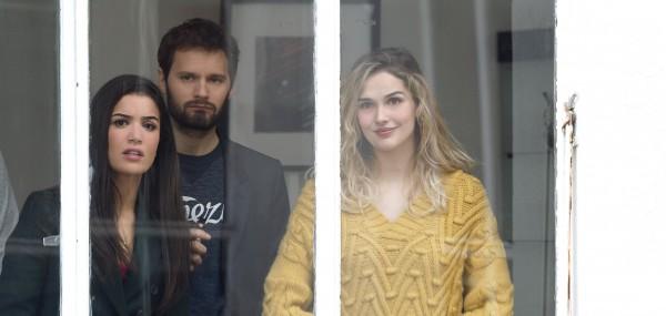 Sabrina Ouazani, Hugo Becker, Camille Lou