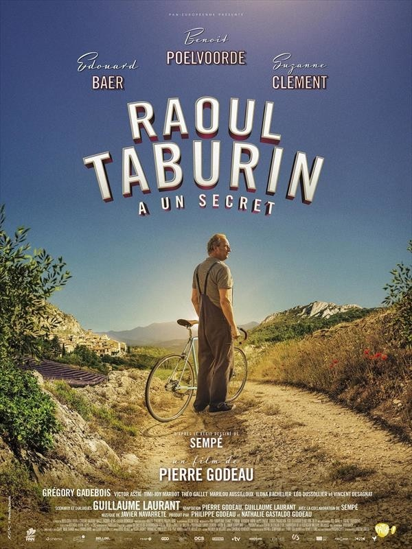 Raoul Taburin, affiche