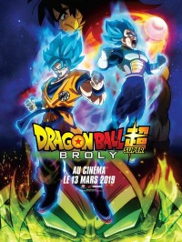 Dragon Ball Super : Broly, affiche