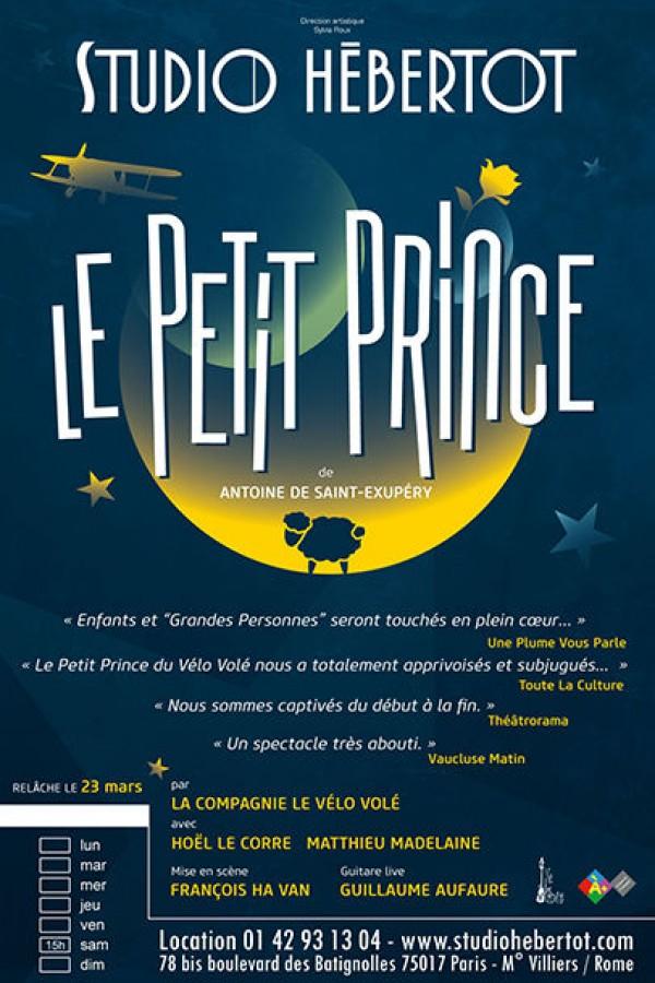 Le Petit prince au Studio Hébertot