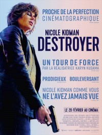 Destroyer, affiche