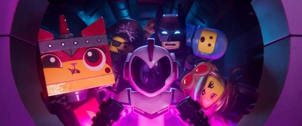 Unikitty, General Mayhem, Batman, Lucy, Benny