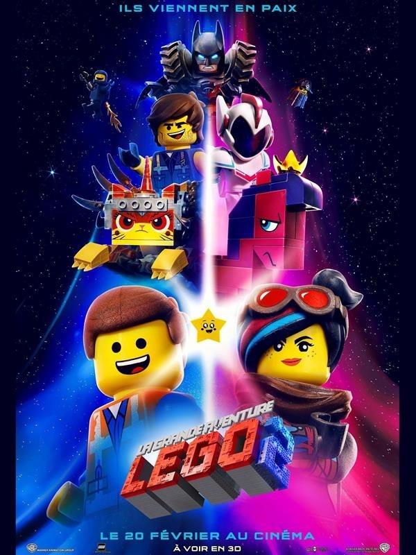 La Grande Aventure Lego 2, affiche