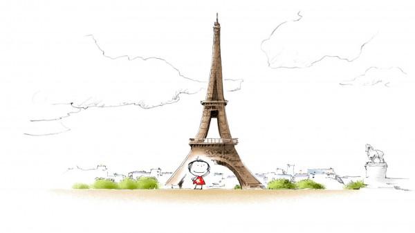 « Rita et Machin à Paris »
