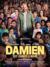 Damien veut changer le monde, affiche