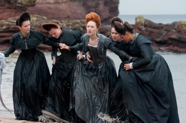 Liah O'Prey, Maria-Victoria Dragus, Saoirse Ronan, Eileen O'Higgins, Izuko Hoyle