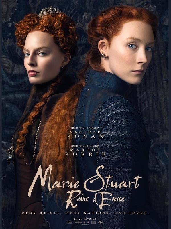 Marie Stuart, reine d'Écosse, affiche