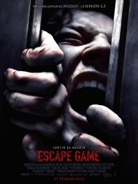 Escape Game, affiche