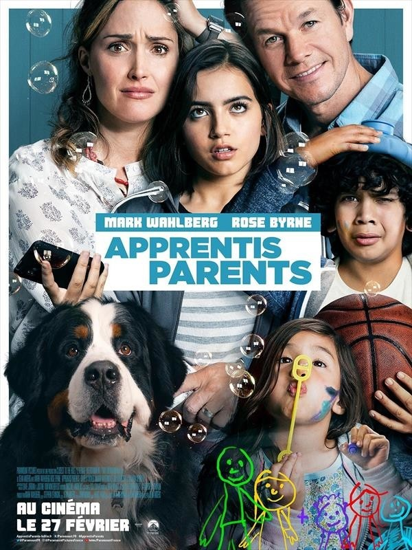 Apprentis Parents, affiche