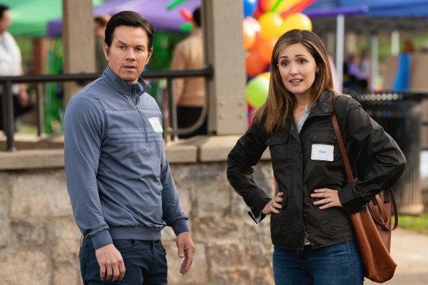 Mark Wahlberg, Rose Byrne