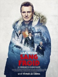 Sang froid, affiche
