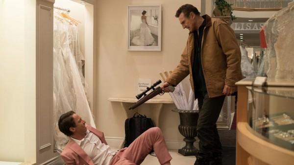 Bradley Stryker, Liam Neeson