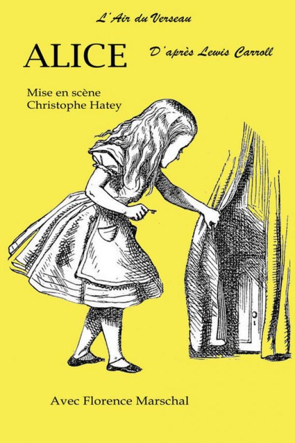 Alice au Théâtre Darius Milhaud
