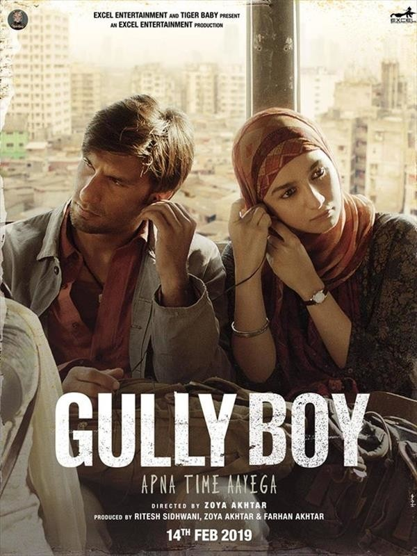 Gully Boy, affiche